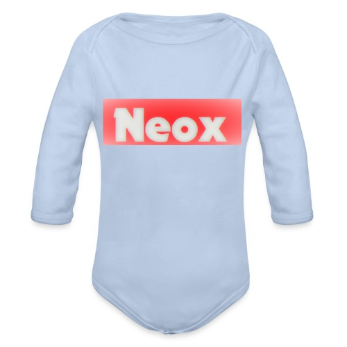 Der beste Merch - Baby Bio-Langarm-Body