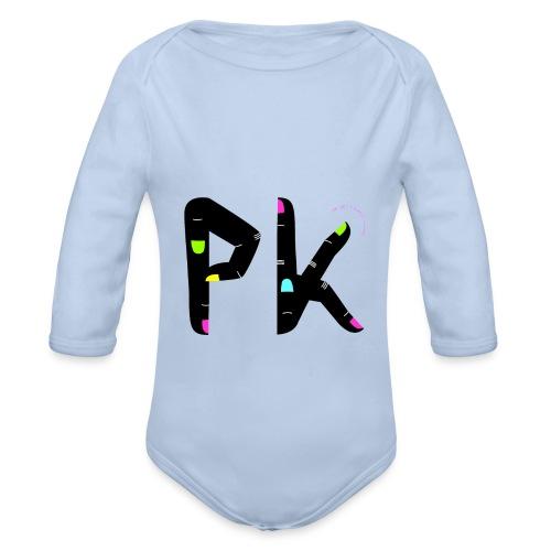 PK – det finaste vi har - Ekologisk långärmad babybody