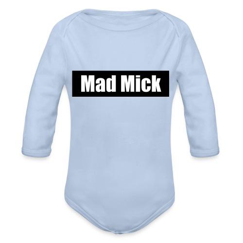 Sports Wear - Organic Longsleeve Baby Bodysuit