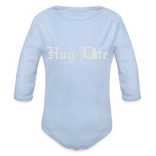 Hug-Life Babygangsta - Baby bio-rompertje met lange mouwen