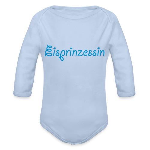 Eisprinzessin, Ski Shirt, T-Shirt für Apres Ski - Baby Bio-Langarm-Body