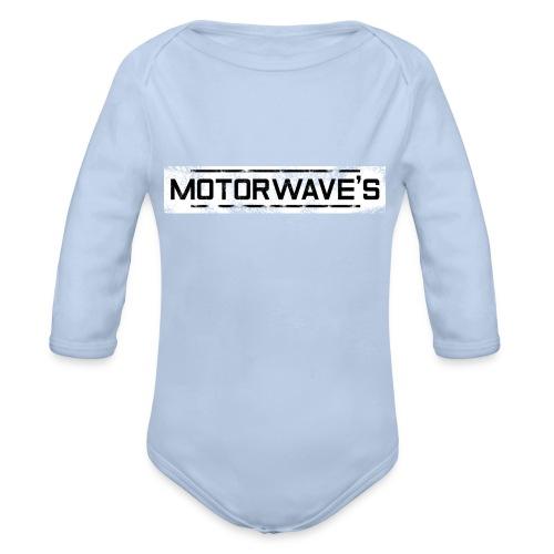 motorwave_sweat - Body bébé bio manches longues