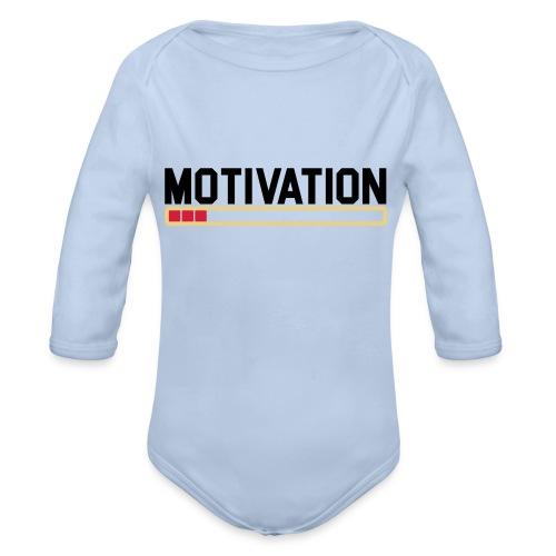 Keine Motivation - Baby Bio-Langarm-Body