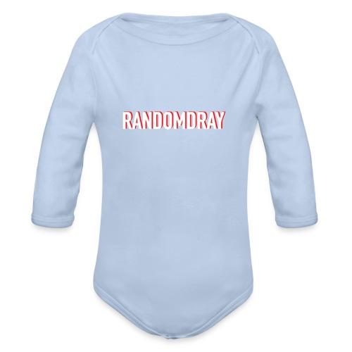 RandomDray Shirt - Organic Longsleeve Baby Bodysuit