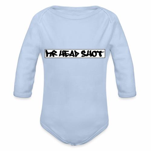 headshot - Baby Bio-Langarm-Body