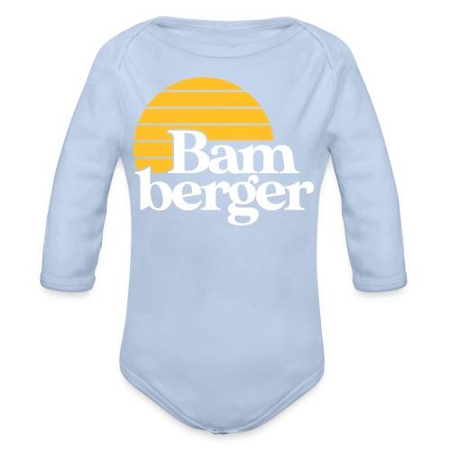 Echt Bamberger - Baby Bio-Langarm-Body