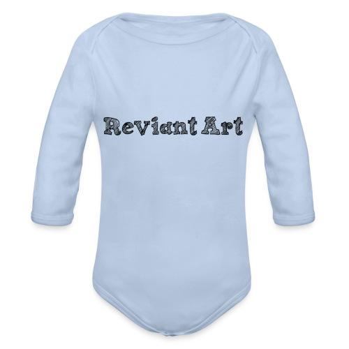 Reviant Art - Baby bio-rompertje met lange mouwen