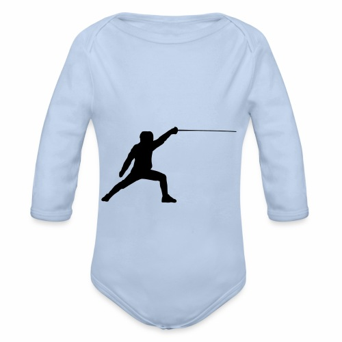 Fencer - Baby Bio-Langarm-Body