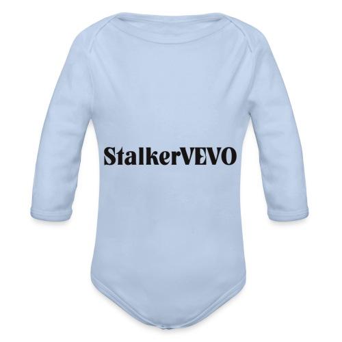 StalkerVEVO - Organic Longsleeve Baby Bodysuit