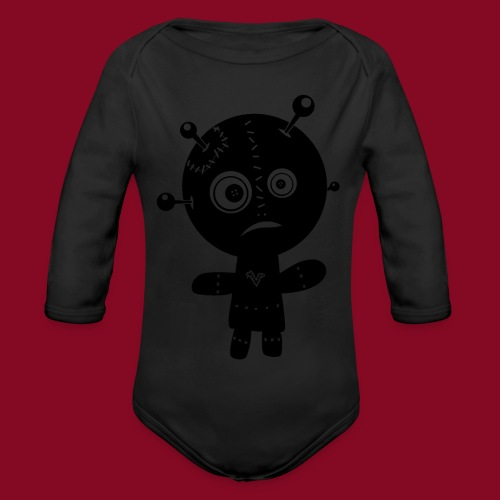 Voodoo Doll - Body ecologico per neonato a manica lunga
