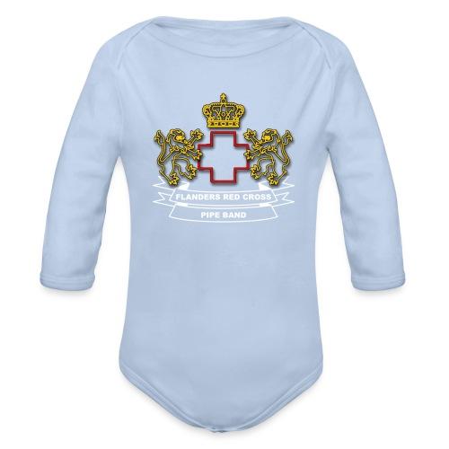 logo kleur PNG - Baby bio-rompertje met lange mouwen