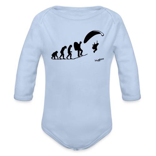 Evolution (2) - Baby Bio-Langarm-Body