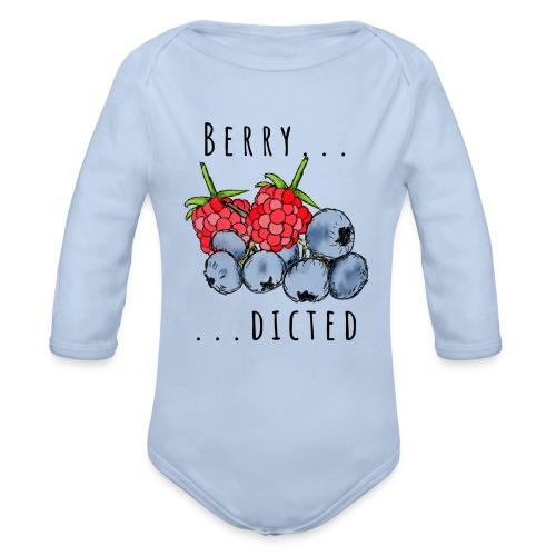 Berry dicted - Baby Bio-Langarm-Body