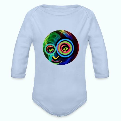 luzinger planet - Baby Bio-Langarm-Body