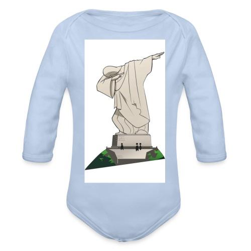 IMG 2126 - Body ecologico per neonato a manica lunga
