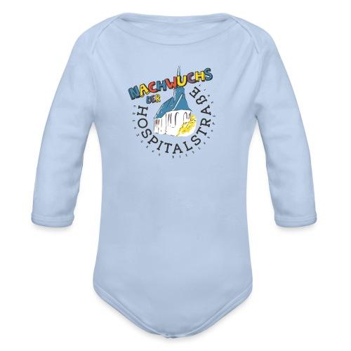 Kinder - helle Textilien - Baby Bio-Langarm-Body
