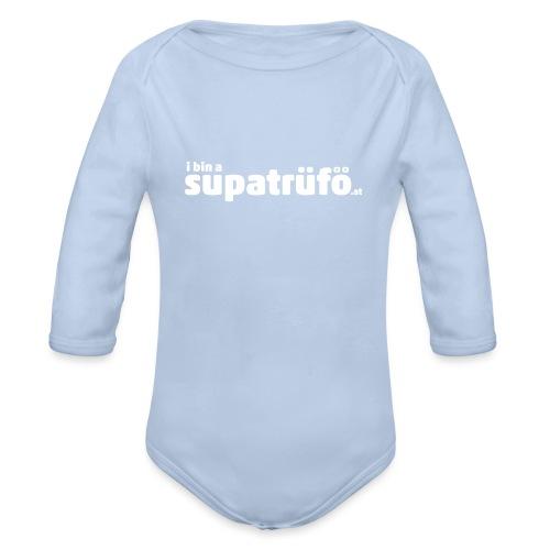 supatrüfö - Baby Bio-Langarm-Body