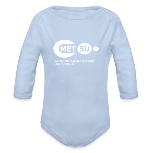 MetSU - London Metropolitan UniversitySU - Organic Longsleeve Baby Bodysuit