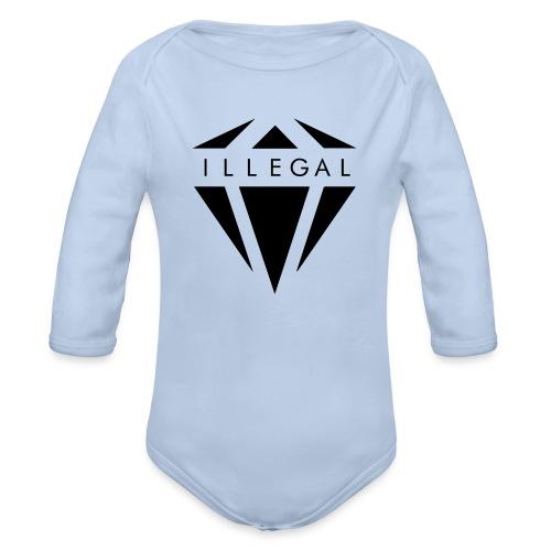 ILG #3 - Body ecologico per neonato a manica lunga