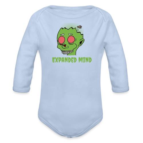 Expanded Mind - Organic Longsleeve Baby Bodysuit