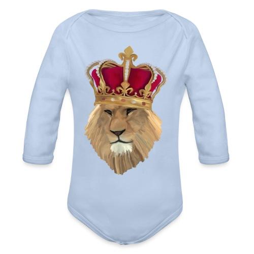 The Lion King - Ekologisk långärmad babybody