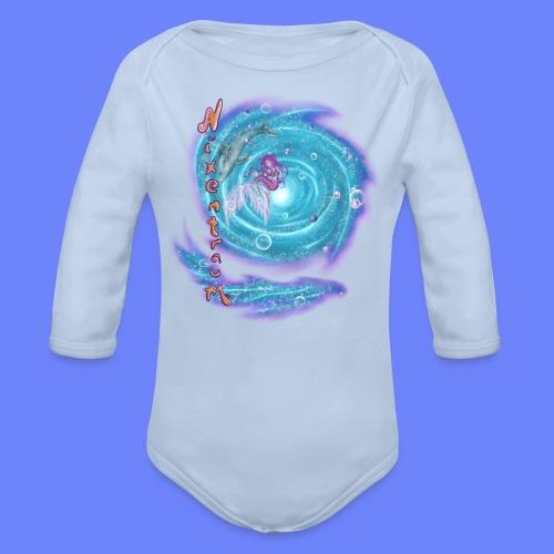 nixentraum - Baby Bio-Langarm-Body