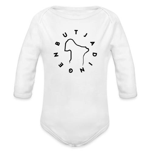 Butjadingen - Baby Bio-Langarm-Body