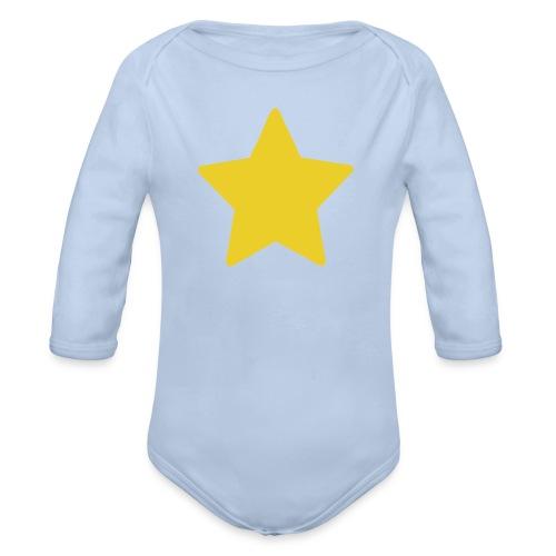 Steven Universe's T-Shirt - Body orgánico de manga larga para bebé