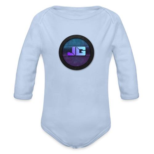 Telefoon hoesje 5/5S met logo - Baby bio-rompertje met lange mouwen