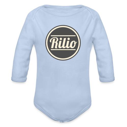 RILIO - Body ecologico per neonato a manica lunga