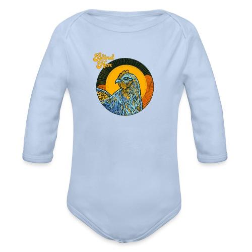Catch - T-shirt premium - Organic Longsleeve Baby Bodysuit