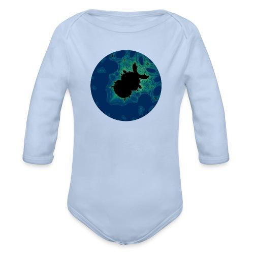 Lace Beetle - Organic Longsleeve Baby Bodysuit