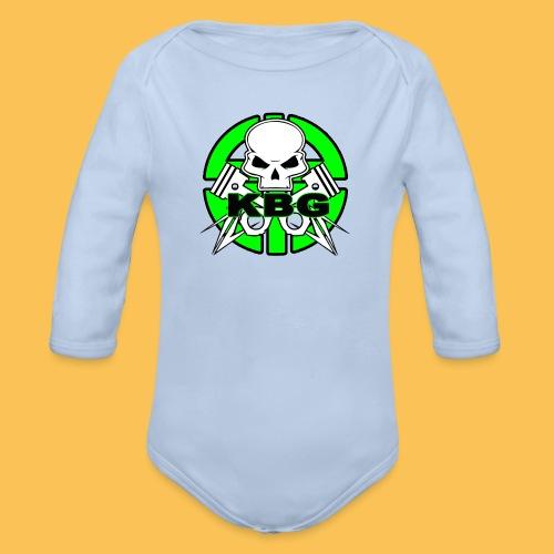 Felpa, maglia F1 KBK - Body ecologico per neonato a manica lunga