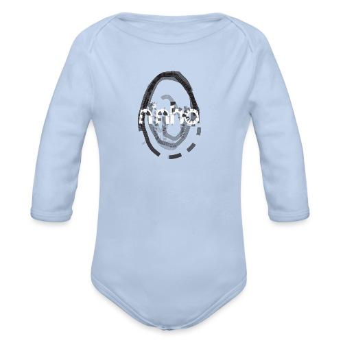 Ninho Picasso - Body ecologico per neonato a manica lunga