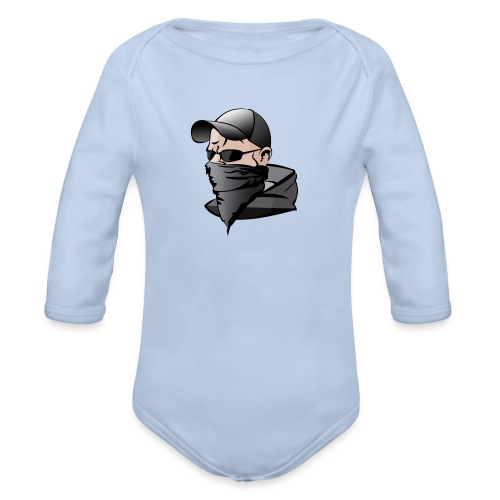 Ultras - Baby Bio-Langarm-Body