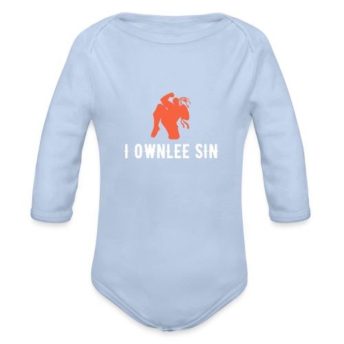 Lee Sin Shadow with name - Baby Bio-Langarm-Body
