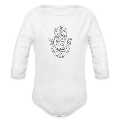 Celain&Galven-Mercure - Vauvan pitkähihainen luomu-body