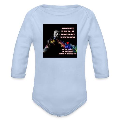 12802971_538131549697932_2488736382227601379_n - Økologisk langermet baby-body