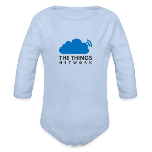 The Things Network - Baby bio-rompertje met lange mouwen