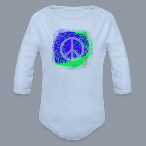 Spray Peace - Baby Bio-Langarm-Body