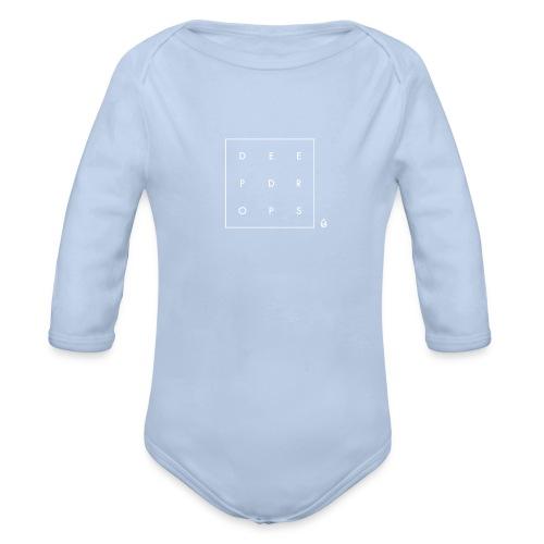 Camiseta-DD-1 - Body orgánico de manga larga para bebé