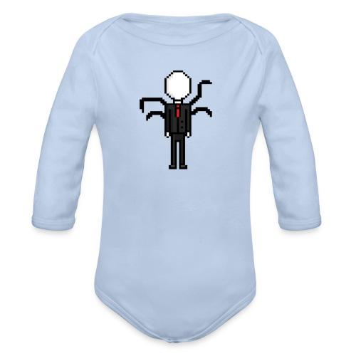 Design Slender - Body bébé bio manches longues