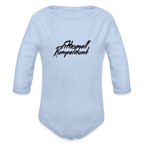 Motiv 1 - Økologisk langermet baby-body