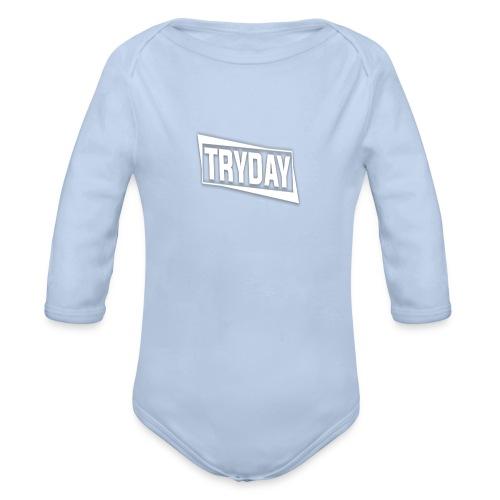 TryDay Cap - Baby Bio-Langarm-Body
