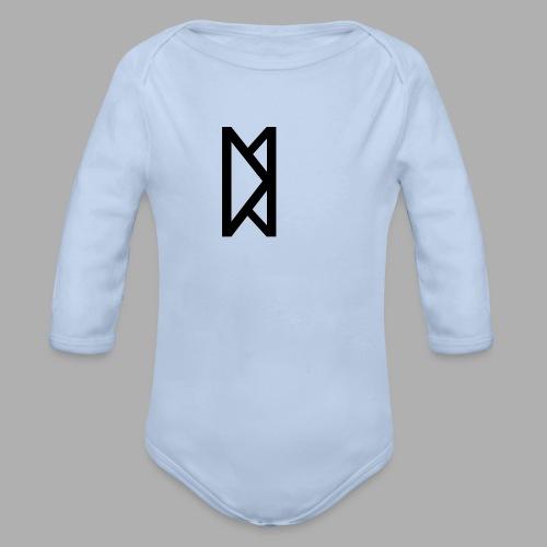 MM - Baby Bio-Langarm-Body