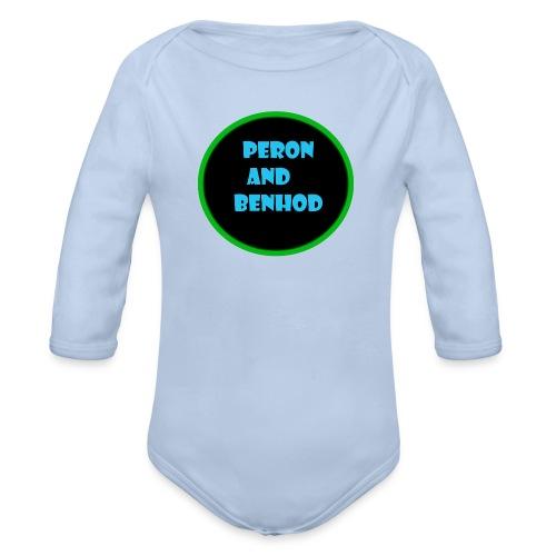 Sportkläder - Ekologisk långärmad babybody