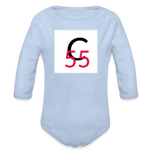 C55 - Baby Bio-Langarm-Body