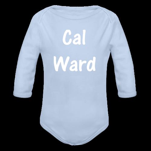 Cal Ward - Organic Longsleeve Baby Bodysuit
