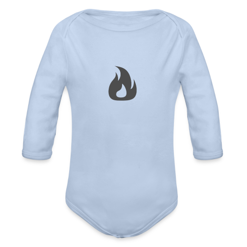 LIT™ | Classic Pillow - Organic Longsleeve Baby Bodysuit