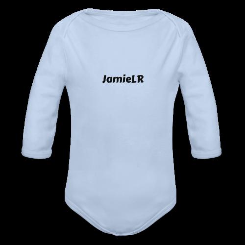 JamieLR - Organic Longsleeve Baby Bodysuit